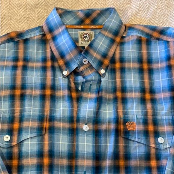 Cinch western shirt